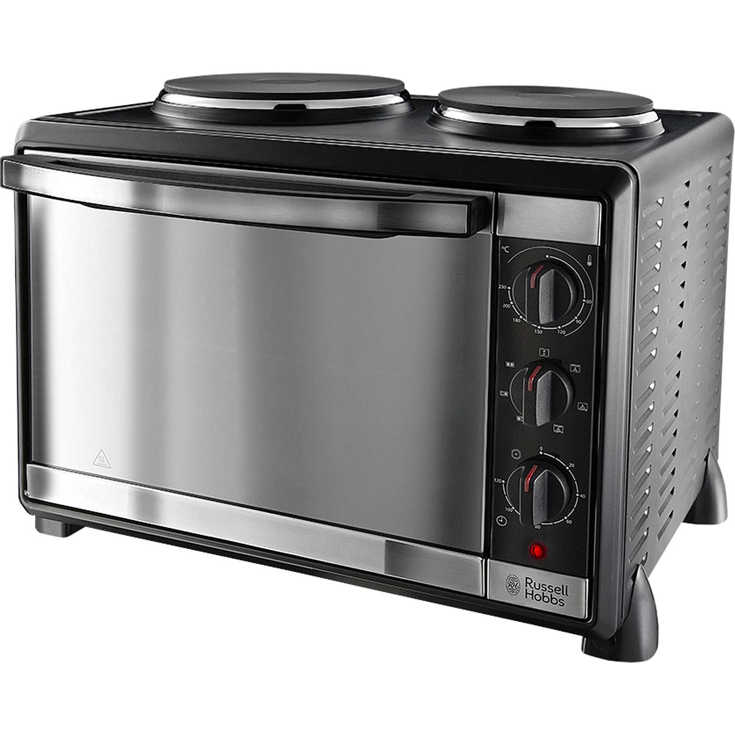 Small Electric Cooker ~ Russell hobbs  w l mini oven with hotplate