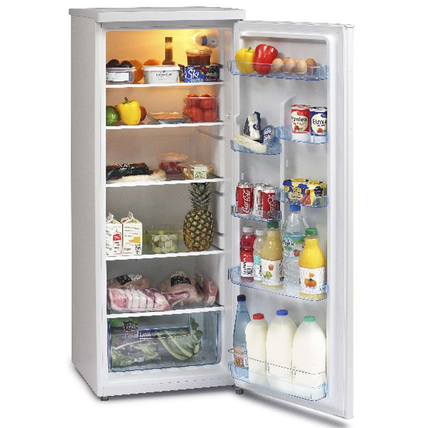 55Cm tall larder fridge